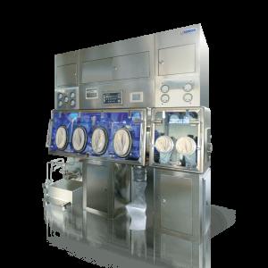 Dispensing-Milling-Isolator