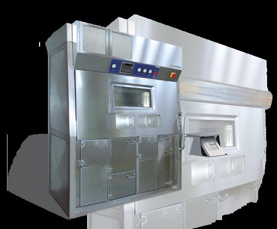ELIZA Shielded Laminar Flow Isolator