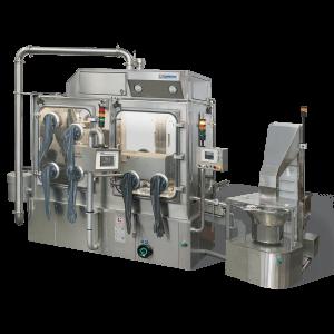 Isolator-for-bottles-filling-machine