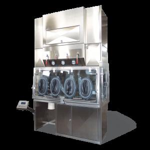 Isolator-for-washing-procedure