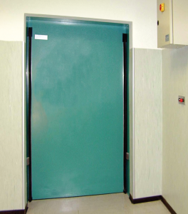 SPI Self Shielded Door