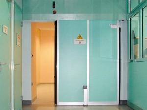 SPF Shielded Door