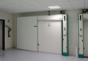 SPM - motorized sliding door