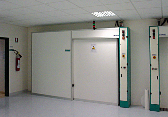 & SPM - Motorized Sliding Door