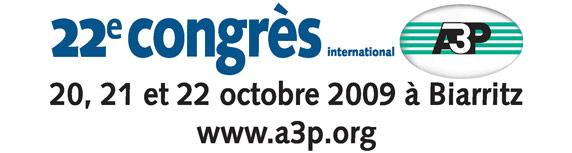 A3P 22ème Congrès Biarritz