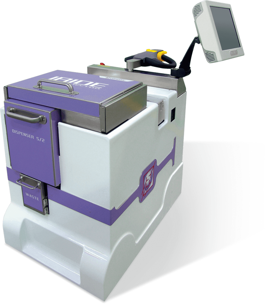 Iride Dispenser And Autoinjector