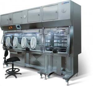 MSTI Modular Sterility Testing Isolator