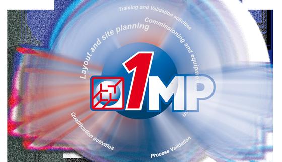 1MP Logo