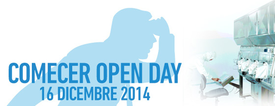 comecer open day