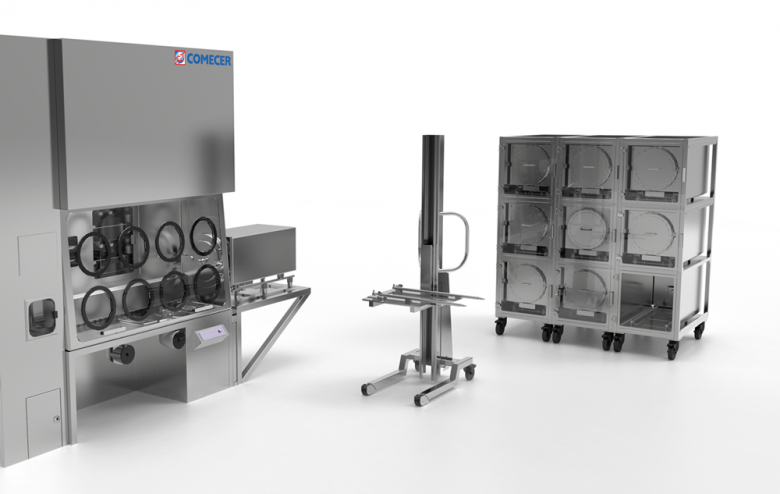 FlexiCult Incubation System-with Isolator