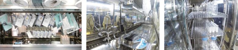 Details Sterility Testing Isolator