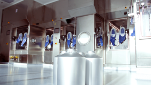 GSK - Advanced Plant for Bulk Sterile Manufacturing