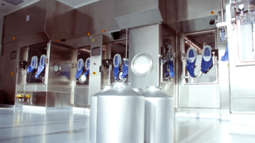 Advanced Plant for Bulk Sterile Manufacturing