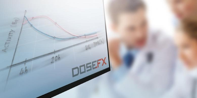 DOSEFX Software for internal dosimetry