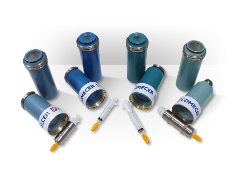 Syringe Shiedled Container SXC Series model