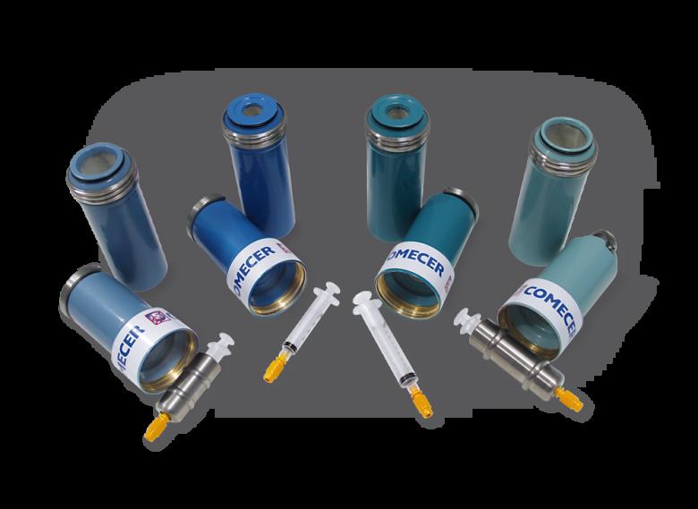 Syringe Shiedled Container SXC Series model