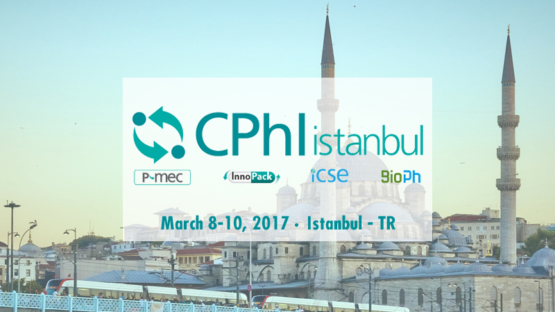 Cphi Istanbul Comecer Isolation Technology