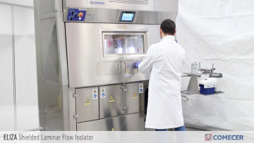 ELIZA Shielded Laminar Flow Isolator