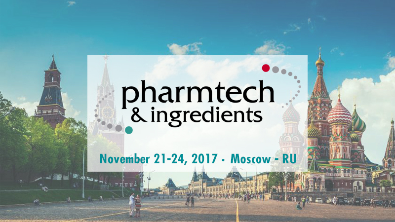 Pharmtech & Ingredients 2017