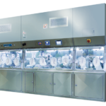 Nestlé - Baby milk manufacturing inside an aseptic isolator by Comecer