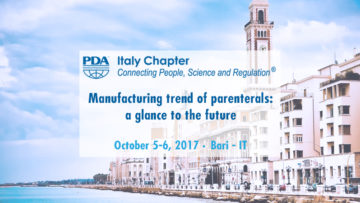 PDA Italy Chapter