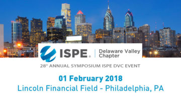 28° ANNUAL SYMPOSIUM ISPE DVC EVENT