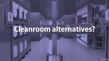 Cleanroom Alternative Isolator Technology