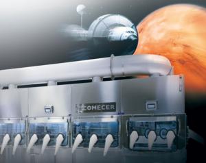 Comecer Exomars Isolator