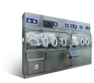 API Dispensing Isolator