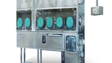 HAPI Isolators for transfer and dispensing