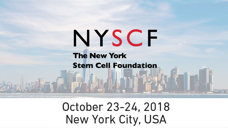 NYSCF 2018