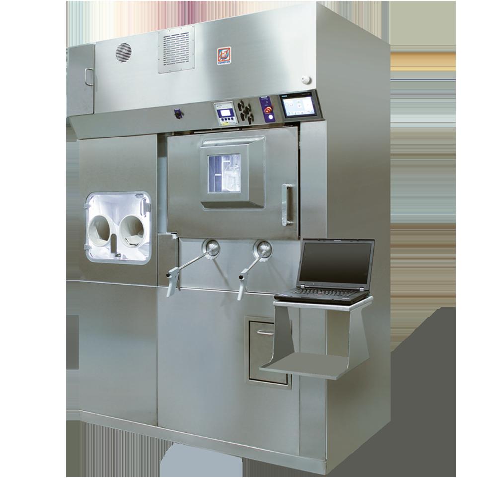 BBST - Shielded Isolators for Dispensing