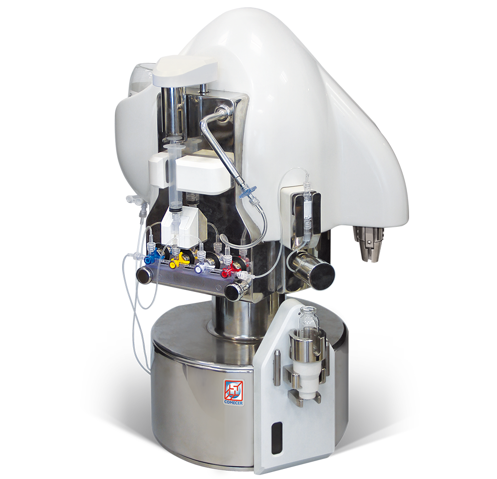 CLIO - Volumetric Dispensing System for Radiopharmaceuticals