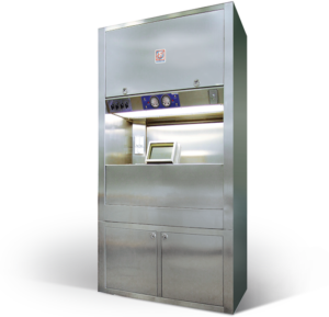 FHR1-50 - Fume Hood for Manipulations at Medium Activity