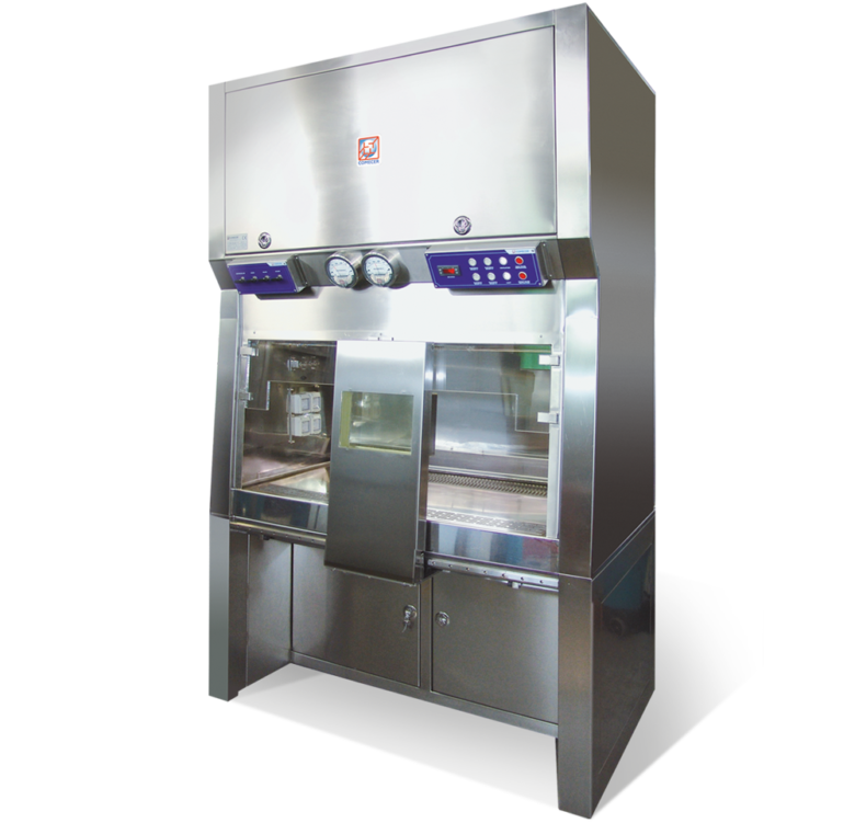 FHR1-50-LAF - Shielded Radiochemistry Fume Hood with Laminar Flow