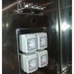 Internal sockets