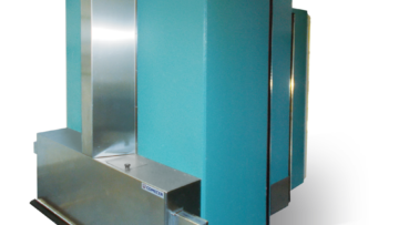 PMC - Shielded Door for Cyclotron Bunker