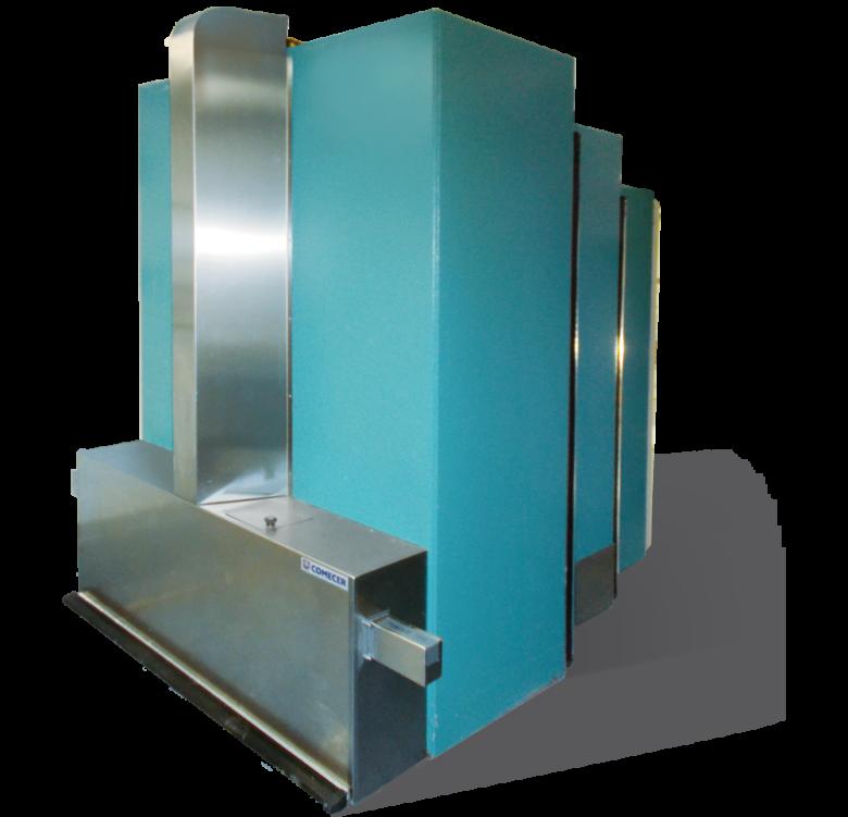 PMC - Shielded Door for Cyclotron Bunker