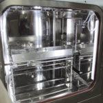 Pre-chamber internal tray