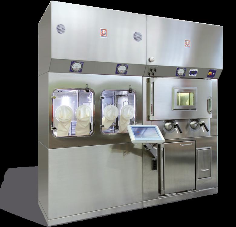 TALIA - Radiopharmaceuticals Dispensing Isolator