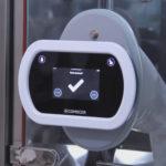 Battery-powered glove tester