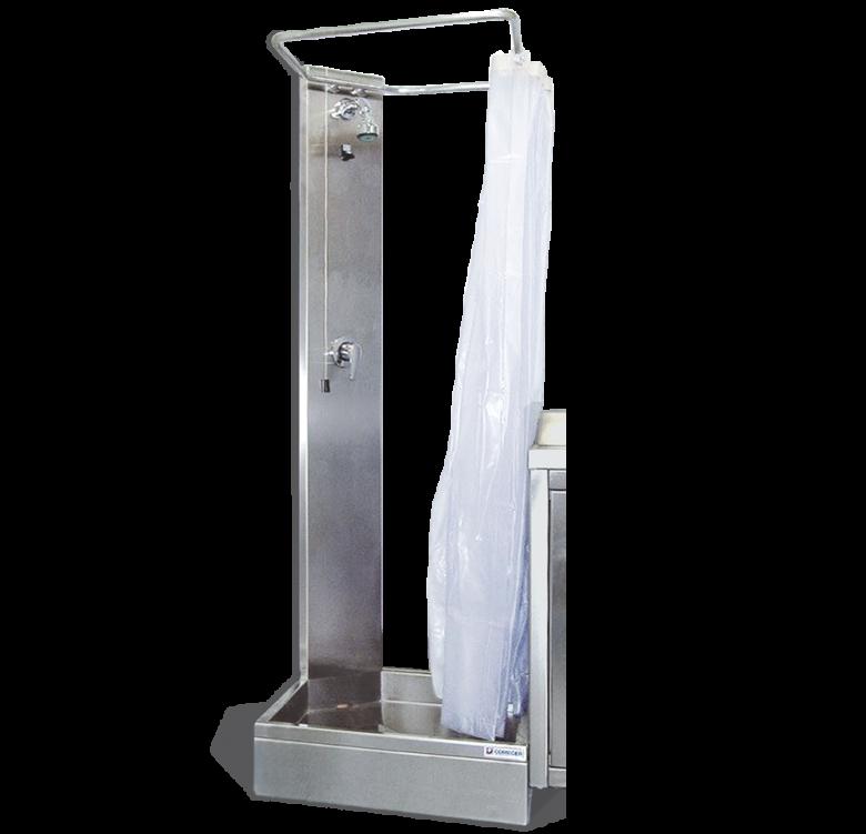 DMI - Decontamination shower