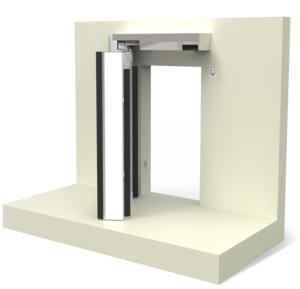 SPI - Self Shielded Door