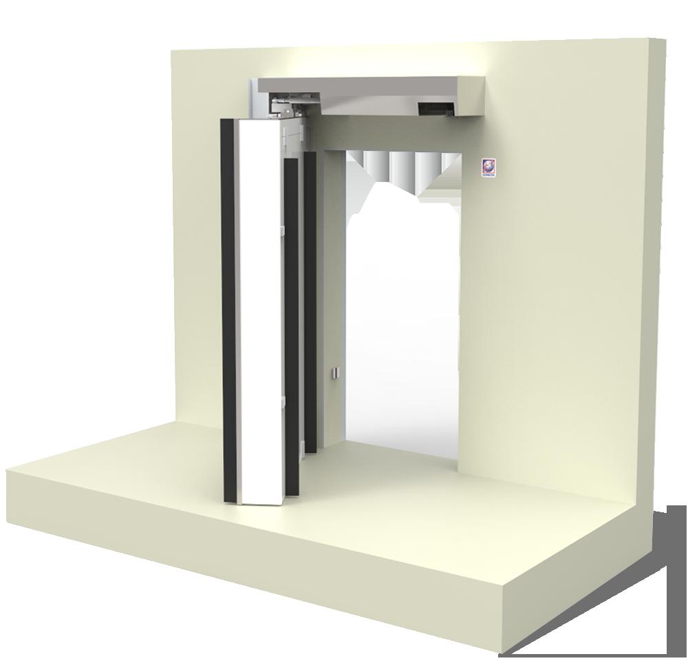 SPI - Self Shielded Door