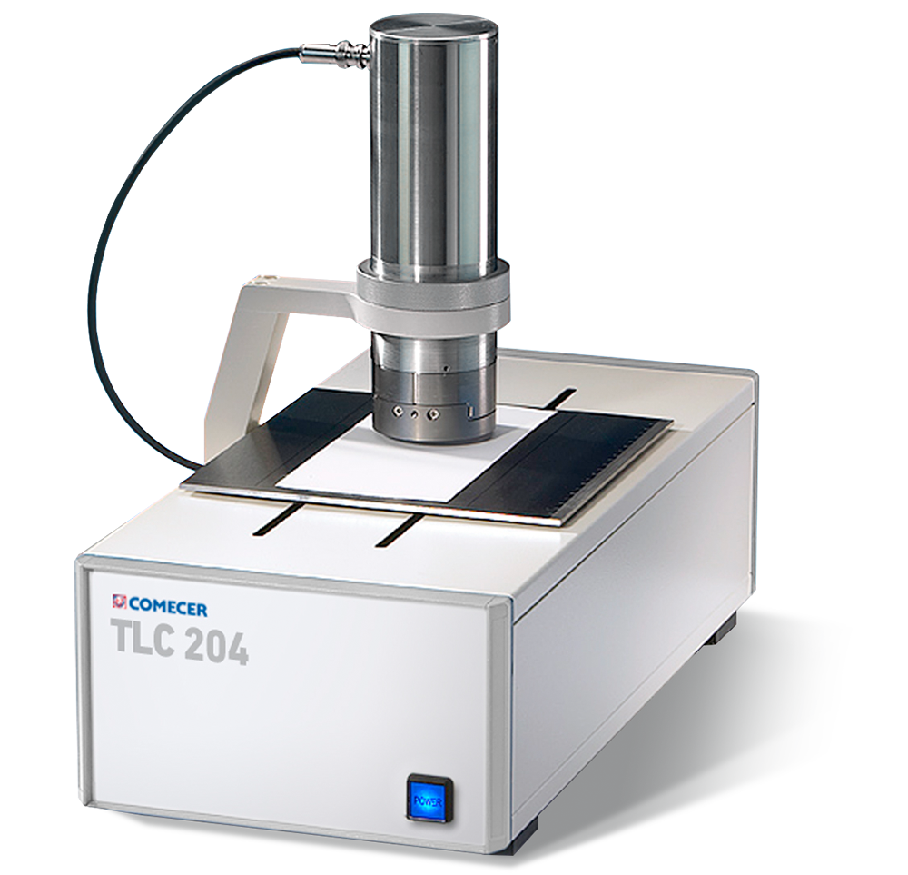 TLC-204 - Thin layer radiochromatograph (TLC scanner)