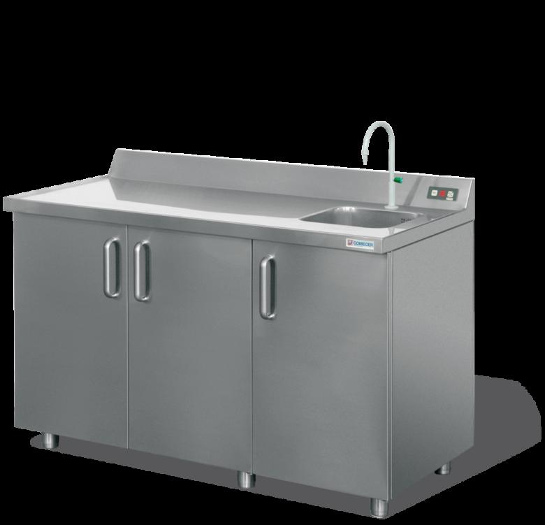 WTL_WTL-SC - Work bench with wash basin
