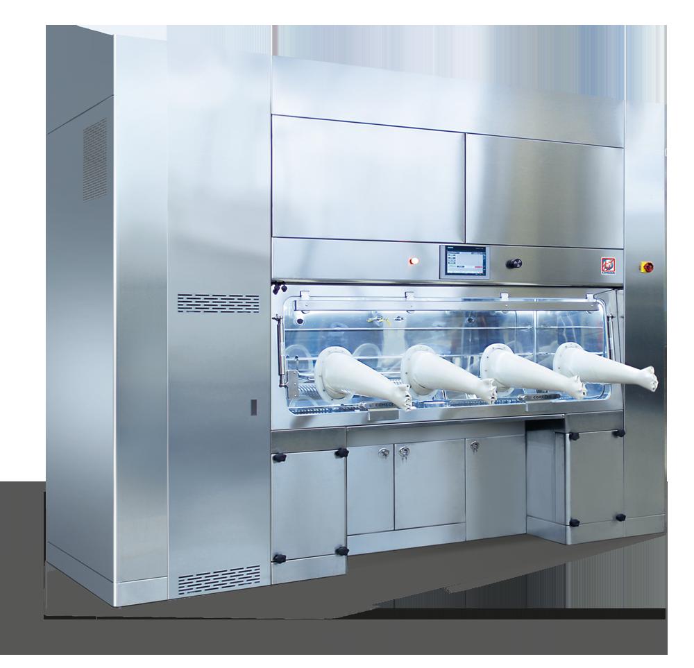 MSTI - Modular Sterility Testing Isolator
