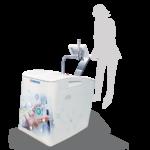 IRIS - Radiopharmaceutical Multidose Injector