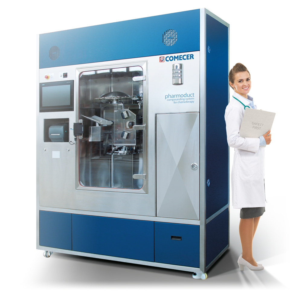 Pharmoduct - Automatic Sterile Compounding System