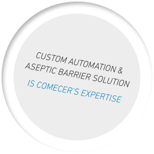 Custom Automation & Aseptic Barrier Solution